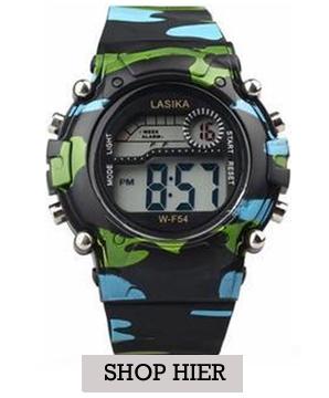 stoere horloge kind