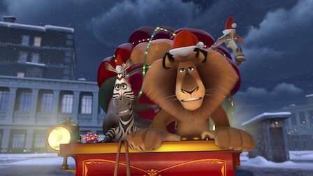The Madagascar Penguins in a Christmas Caper, kerstfilms