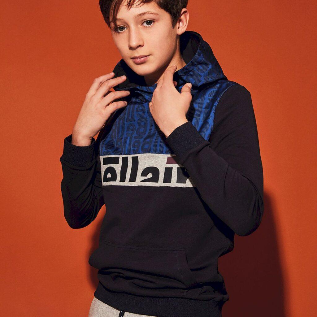 jongenstrui, sweaters voor jongens, sweater met jungle print, jongens sweater,  hoodie jongen, coole trui jongen, stoere sweater jongen, bellaire sweater, bellaire hoodie