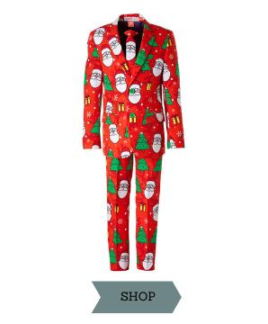leuke kerstcadeautjes, kerstpak jongen