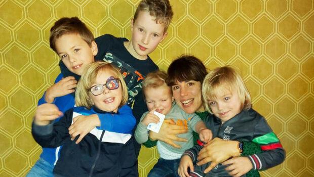 mama van 5 jongens, mama van 5 zoons, jongensmama, mama van vijf kinderen, groot gezin