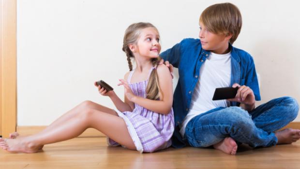 voordelen sim only abonnement, mobiele telefoon kind