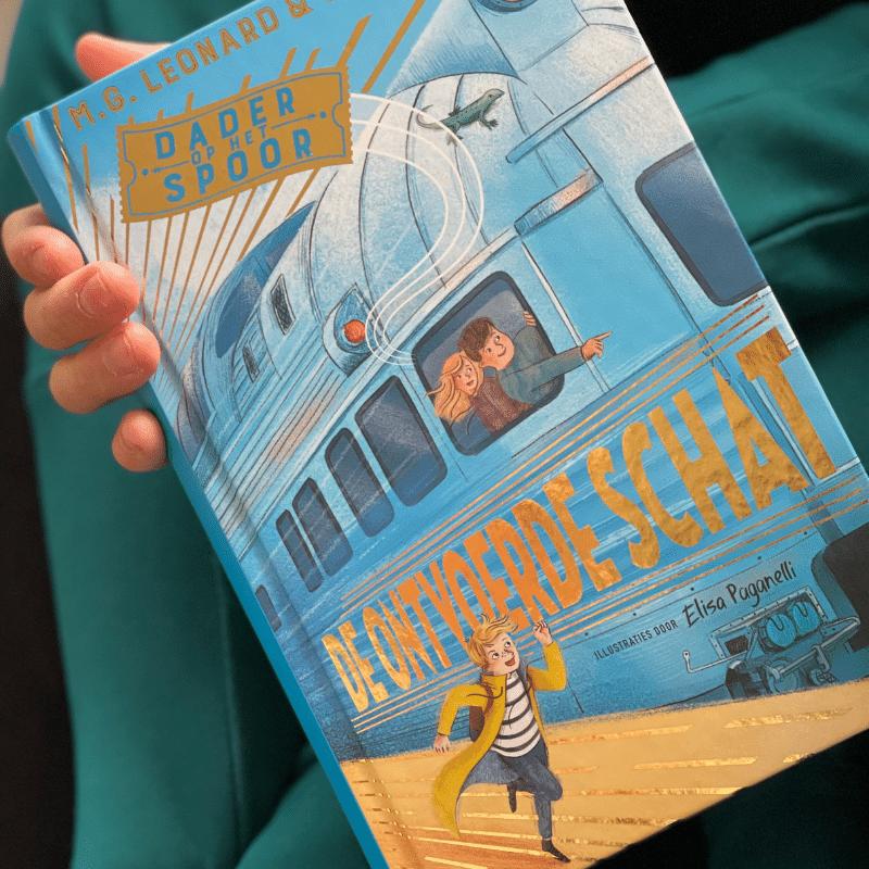De ontvoerde schat van MG. Leonard & Sam Sedgman, Dader op het spoor, de ontvoerde schat, kinderboek, leuk jongensboek, kinderboek jongen 9 jaar, kinderboek 10 jaar