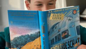 De ontvoerde schat van MG. Leonard & Sam Sedgman, Dader op het spoor, de ontvoerde schat, kinderboek
