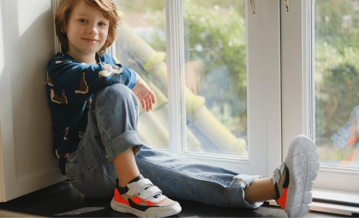 braqeez, klittenband sneakers