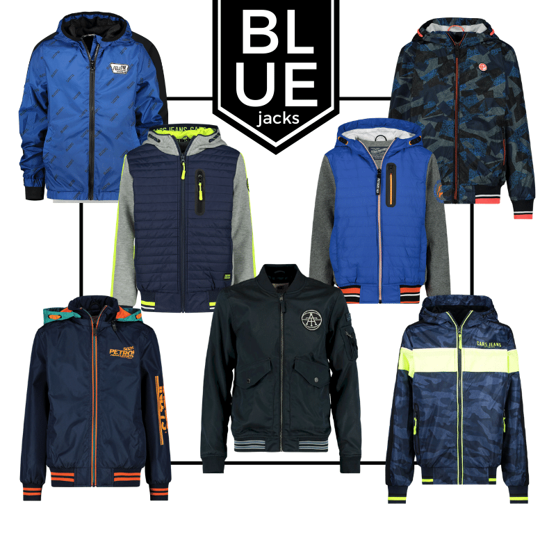 jongensjas blauw, zomerjas jongen blauw, blauwe jassen, jongensjassen blauw, kinderjas blauw, kinderjas jongen