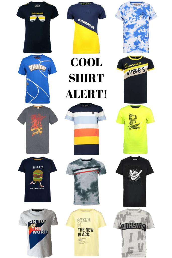 shirts voor jongens, jongensshirt, t-shirt jongen, zomer tshirt, kinder t-shirt, leuke tshirts voor jongens