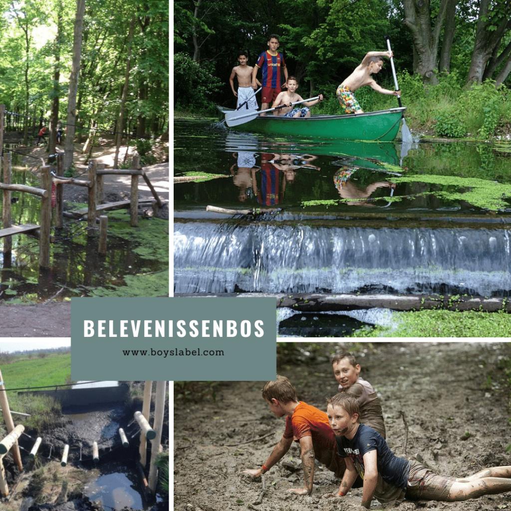 belevenissenbos, gratis dagje uit voor kinderen, speelbos, het belevenissenbos, , speelbos, leerbos, leuk bos voor kinderen,