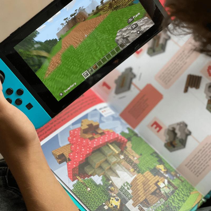Minecraft Mini Bouwwerken, mini craft voorbeelden, mini craft ideeën