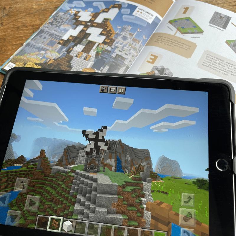 Minecraft Mini Bouwwerken, mini craft voorbeelden, minicraft ideeën , Minecraft bouw ideeën