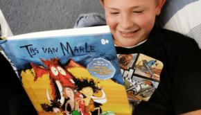 KNOTS, Tijs van Marle, kinderboek, billy bones