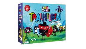 Taalspel, taalhelden van het spelwoud, taalhelden kiesweek, kidsweek spel, educatief bordspel, taal spelletjes
