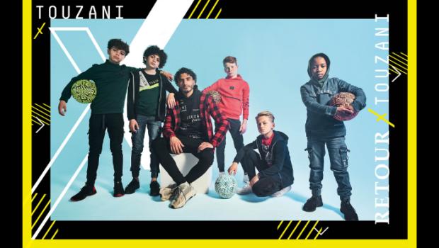 Touzani, touzani kleding, touzani retour jeans, touzani kids collectie, touzani kinderkleding