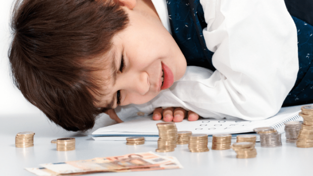 leer je kind omgaan met geld, kind en geld, kinderen en geld