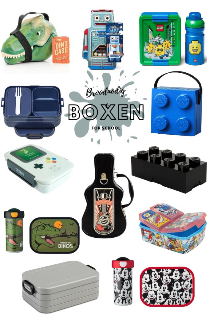 leuke broodtrommels voor kind, kinderbroodtrommel, kinder lunchbox, broodtrommel kind, lunchbox kind