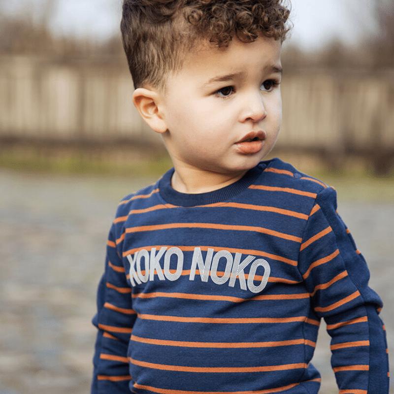 peuterkleding jongen, kinderkleding maat 98, kokonoko, stoere peuterkleding
